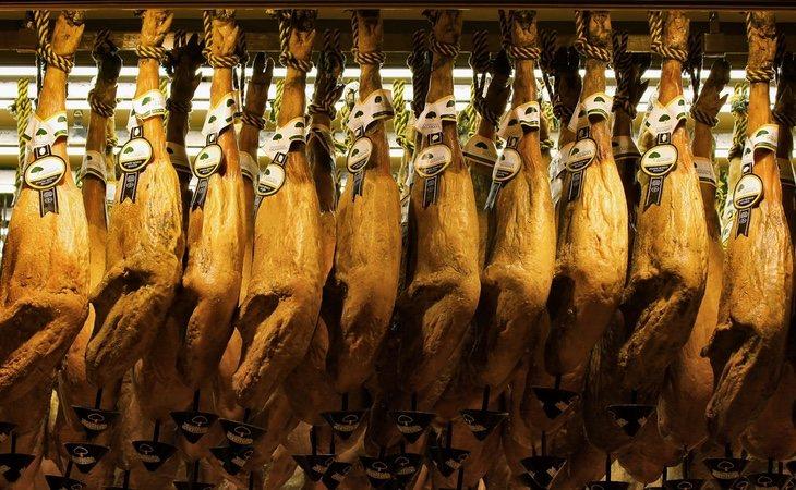 Carrefour supo reaccionar con rapidez a la alerta sobre los jamones que se vendían en sus tiendas