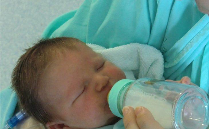 El escándalo sobre la leche infantil contaminada de Lactalis fue una de las mayores crisis que enfrentó la compañía