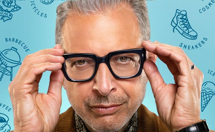 Jeff Goldblum protagoniza 'The World According to Jeff Goldblum'