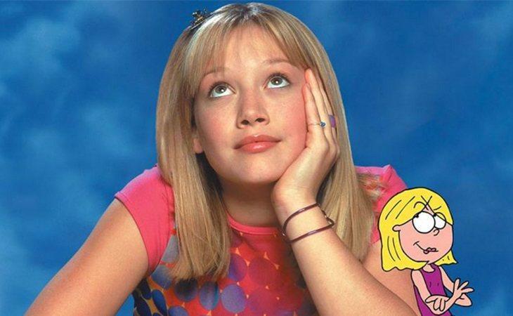 Hillary Duff en 'Lizzie McGuire'