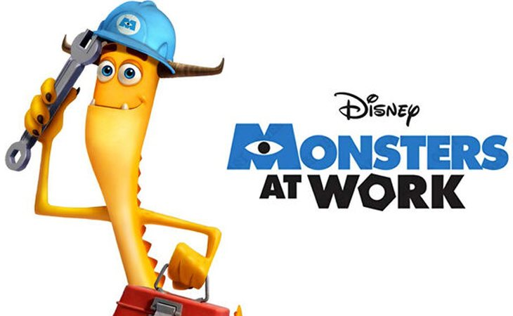 Protagonista de 'Monsters At Work'