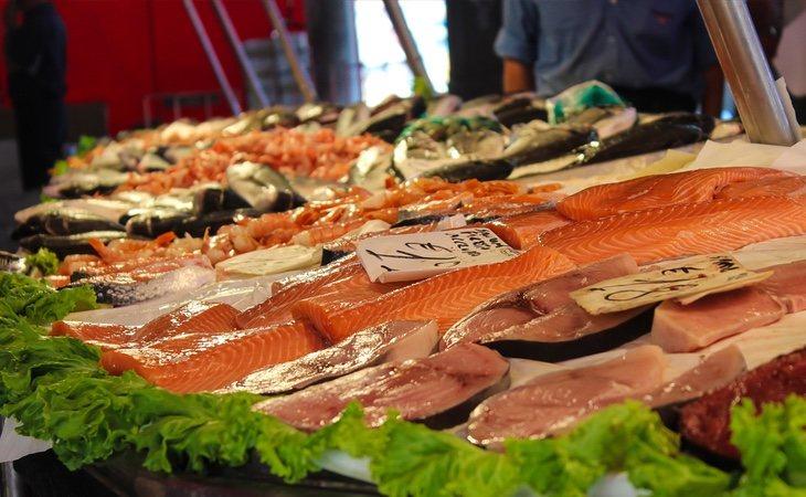 No todos los pescados y mariscos son susceptibles de tener listeria