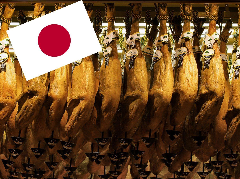 Japón contempla hasta tres años de prisión por introducir jamón serrano en el equipaje