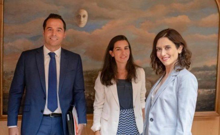 Las tres derechas han prometido una nueva bajada de impuestos en la Comunidad de Madrid