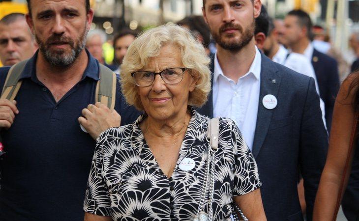 Carmena dejó el Ayuntamiento de Madrid con un 54% menos de deuda
