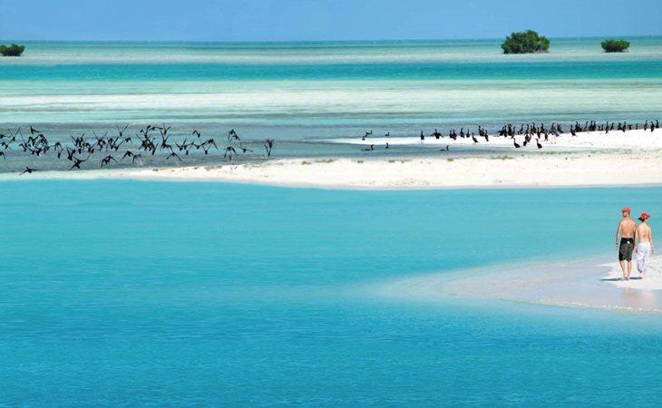 Cayo Largo fue visitada por Cristóbal Colón o Francis Drake | Oficina de Turismo de Cuba