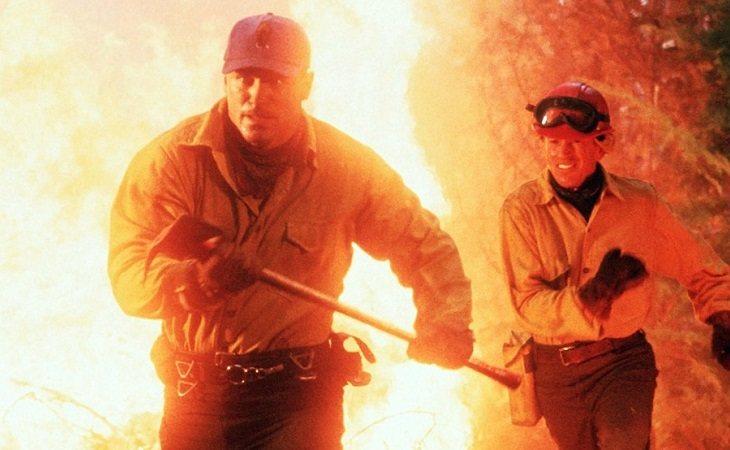 'Tormenta de fuego', de Dean Semler