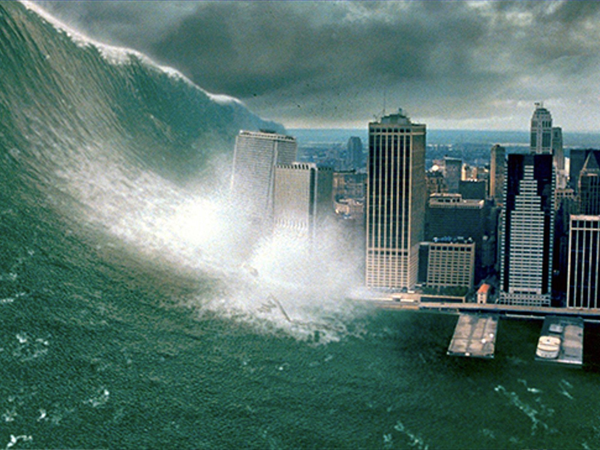 9 desastres naturales que quedaron reflejados en el cine