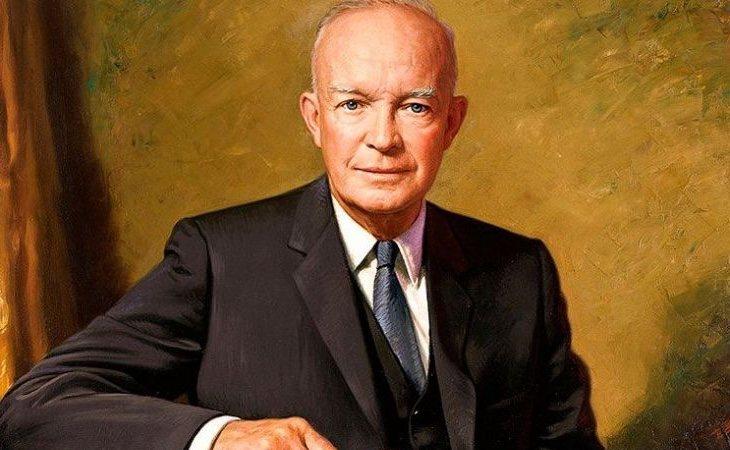 El presidente Eisenhower ya había contemplado la misma posibilidad en el pasado