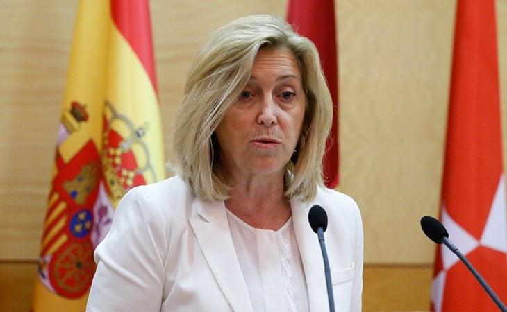 Concepción Dancausa también fue imputada por el caso Mercamadrid
