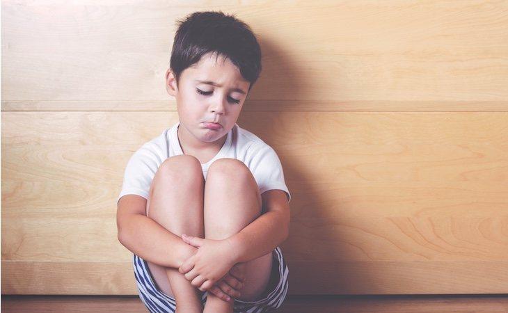 Los niños se quedaron solos en la vivienda