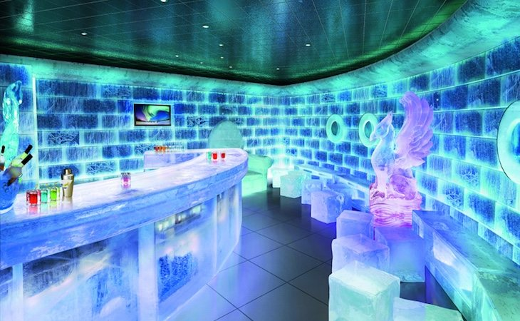 Ice Bar en Madrid