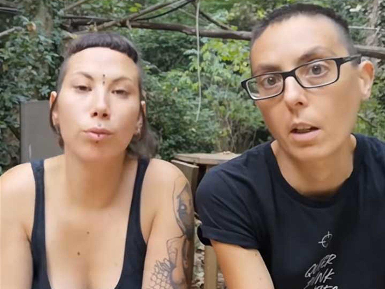 """'Almas Veganas': """"Separamos las gallinas de los gallos porque no queremos que las violen"""""""