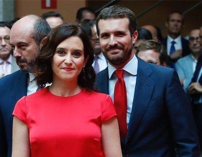 Una de las primeras medidas de Ayuso: 22 nuevos altos cargos con sueldos de 100.000 euros