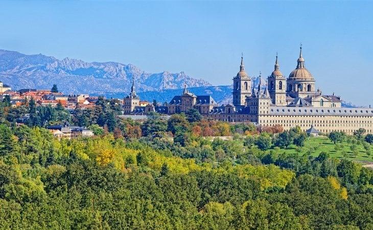 El monasterio de El Escorial completa una visita perfecta