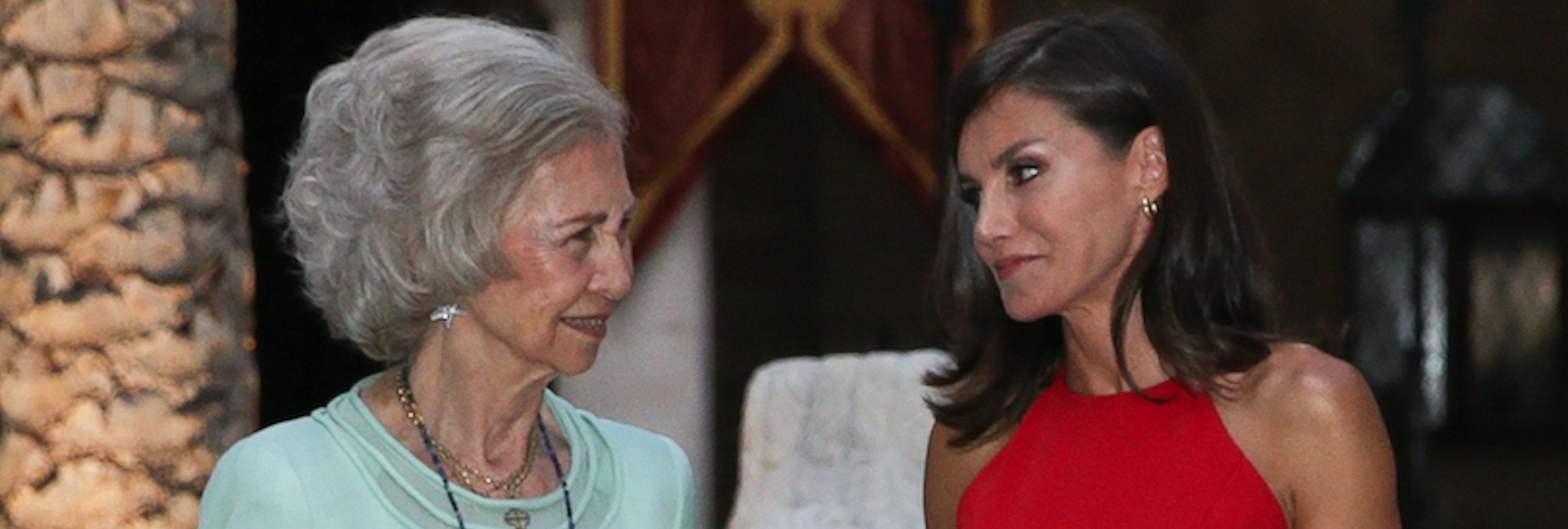 Guerra en la Familia Real: Letizia impide a sus hijas acudir al almuerzo de nietos que celebra Sofía