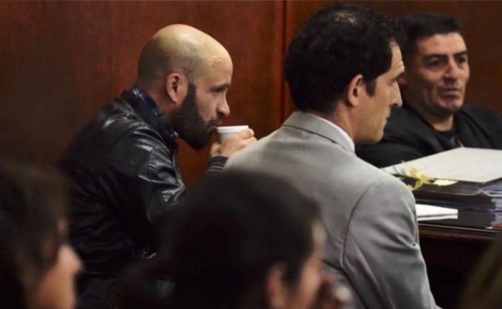 Leonardo Cechi fue condenado por golpear a su esposa y finalmente ha sido absuelto por prescripción del delito
