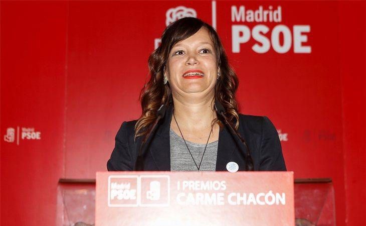 Leire Pajín, cuenta con una larga formación política en el PSOE, desde su entrada en el 2000
