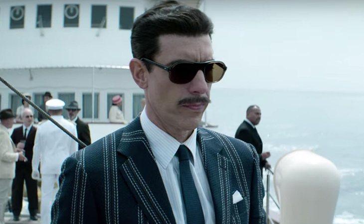 Sacha Baron Cohen en 'El espía'