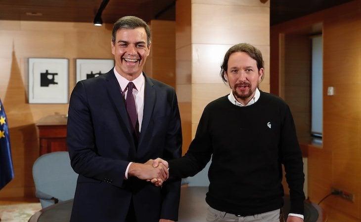Pedro Sánchez confía en las 300 medidas que ha estudiado junto a su partido para convencer a Podemos y poder ser investido de manera inminente