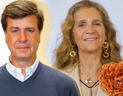 Cayetano Martínez de Irujo revela cómo fue su fallido romance con la infanta Elena