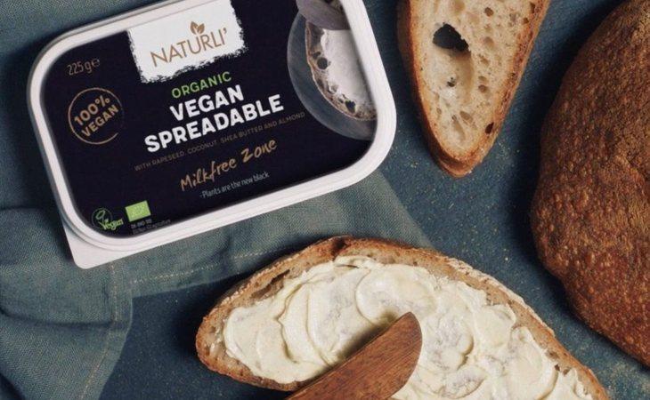 Alerta sanitaria por una margarina vegana
