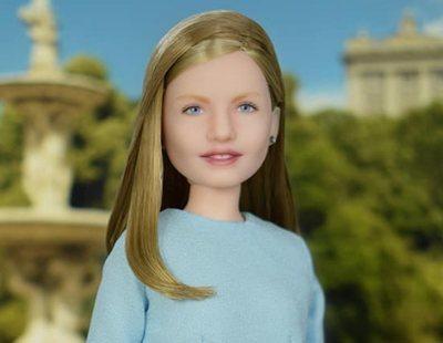 La princesa Leonor ya tiene su propia muñeca