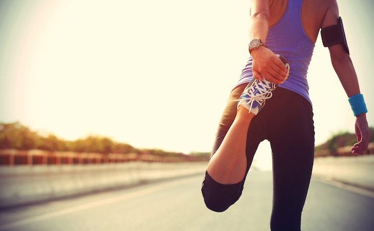 El deporte ayuda a liberar endorfinas y oxiticinas