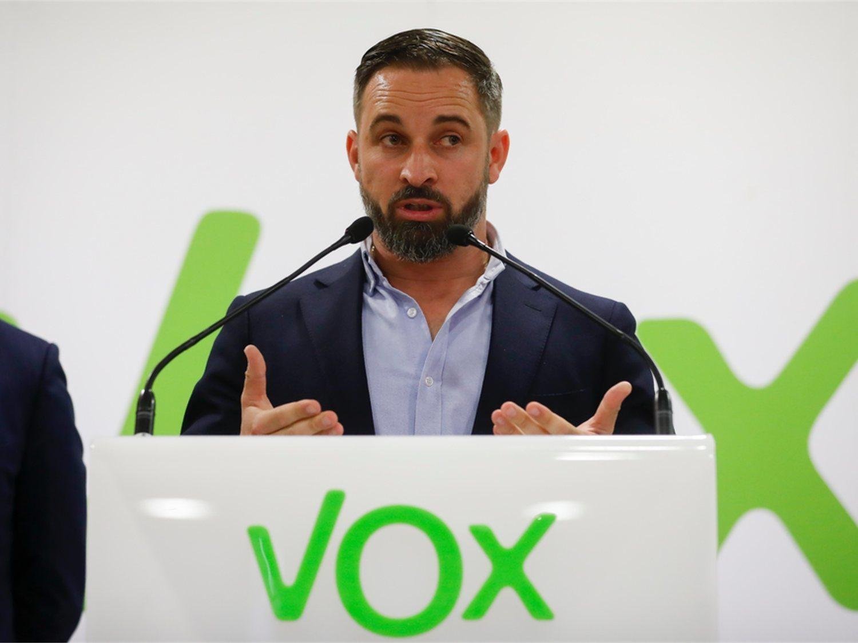 VOX da plantón a Irán porque impide a las mujeres dar la mano en actos institucionales