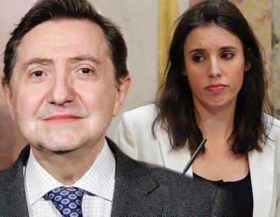 "Federico Jiménez Losantos, condenado por sus machistas insultos a Irene Montero: ""Matona barata"""