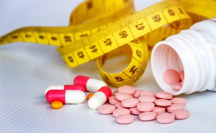 La ingesta de medicamentos que aseguren ayudar a perder peso deben estar supervisada por el médico
