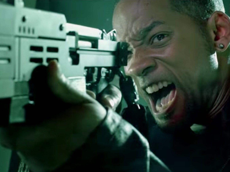 Así sería 'Matrix' si Will Smith  hubiese interpretado a Neo
