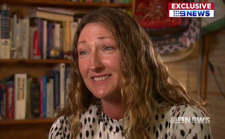 Cillia Carden explicó su situación en televisión