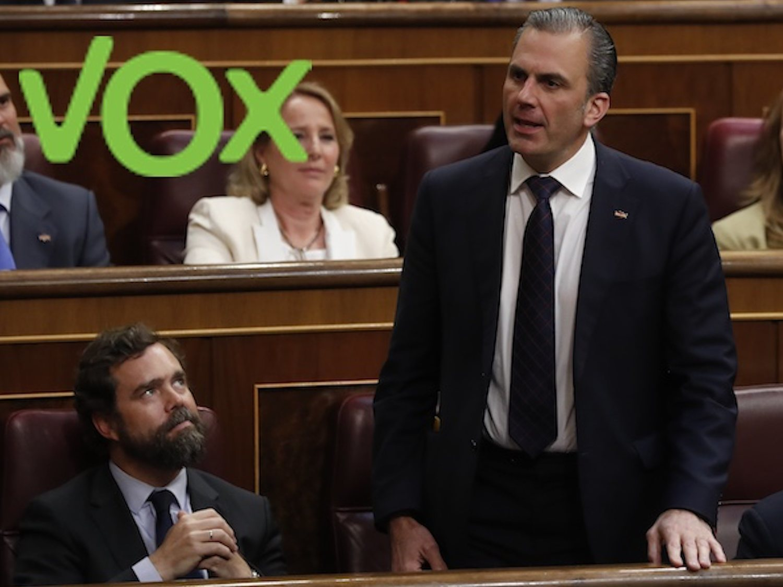 VOX rechaza sumarse al pacto  municipal contra la violencia machista en Madrid