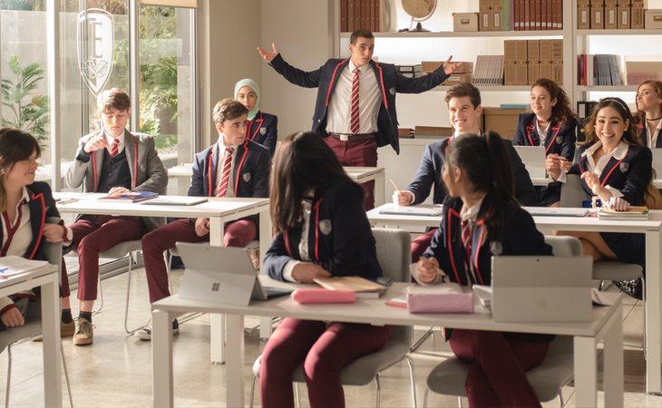 'Elite' es la segunda serie original de Netflix