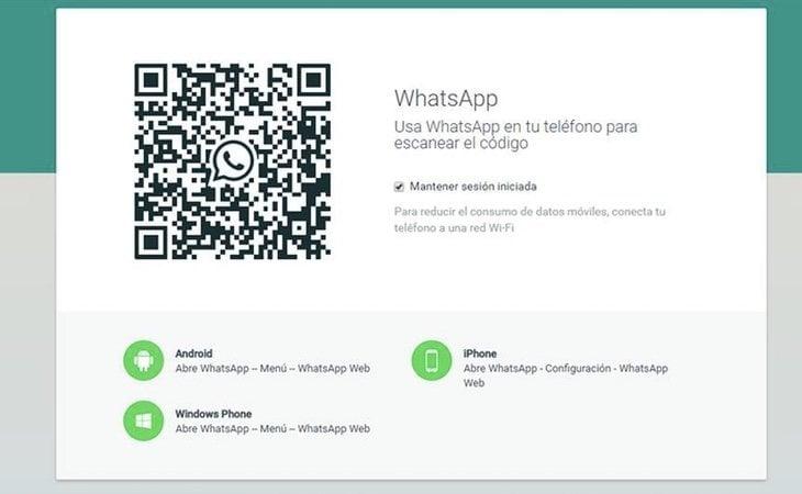 WhatsApp Web es la herramienta para gestionar nuestros chats desde el ordenador