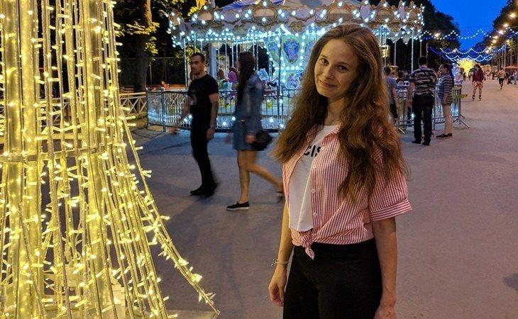 Yulia reaccionó sorprendida entre lágrimas cuando se entendió las coincidencias