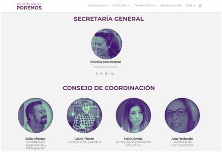 Julio Alfonso ahora forma parte de la cúpula de Podemos Móstoles