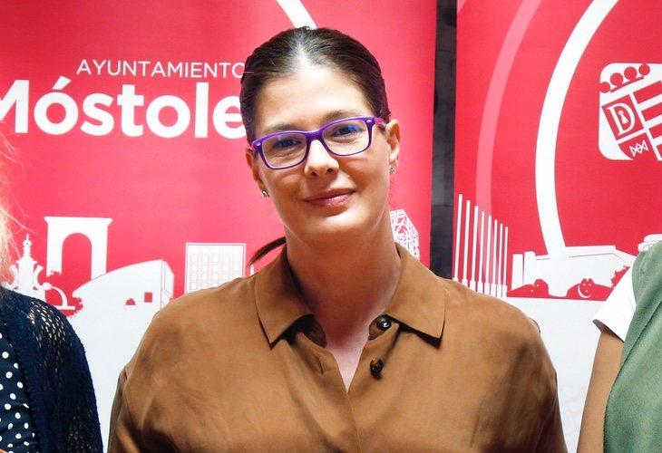 La alcaldesa de Móstoles, Noelia Posse | Ayuntamiento de Móstoles