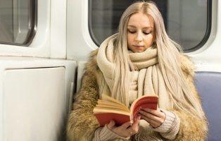 5 novelas totalmente adictivas para dejar volar la imaginación durante el camino al trabajo