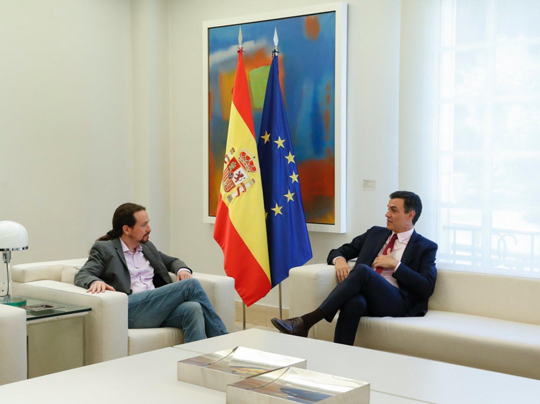 PSOE y Unidas Podemos sumarían 27 escaños más que las tres derechas en nuevas elecciones