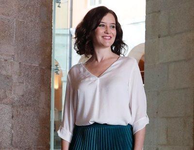 El increíble cambio físico de Isabel Díaz Ayuso a través de cirugía