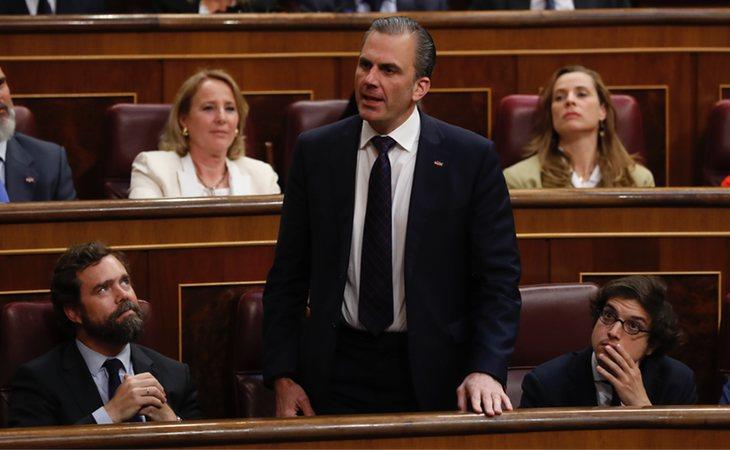 El portavoz de VOX en el Ayuntamiento de Madrid ha condenado las palabras de María José Segarra afirmando que la