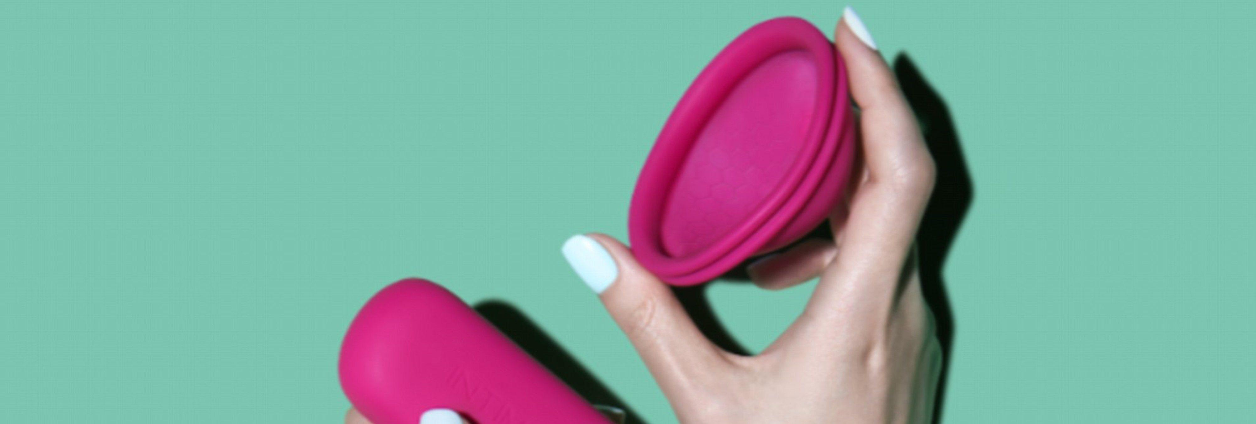 Ziggy Cup, la única copa menstrual que permite mantener relaciones sexuales durante la regla