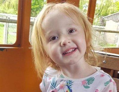 Una niña de tres años fallece de cáncer tras ser diagnosticada de estreñimiento por error