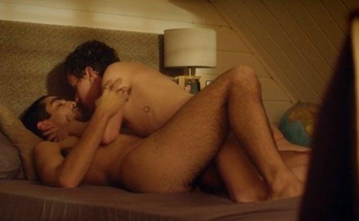 Ander y Omar, enamorados, tienen sexo en 'Élite'
