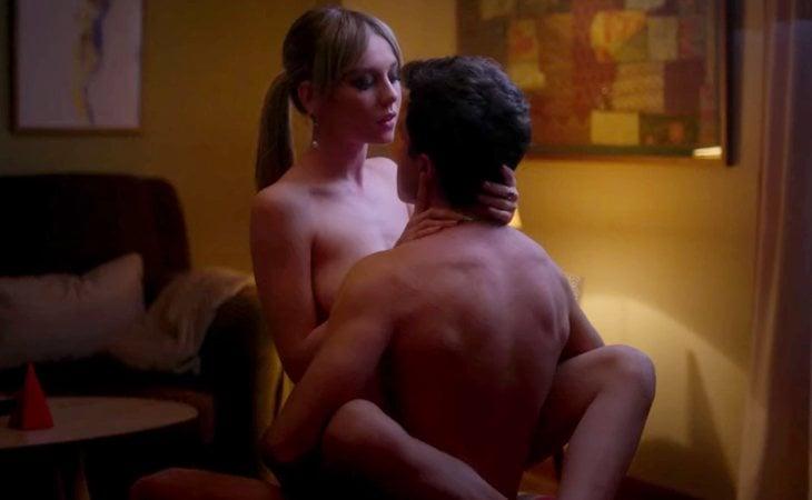 Carla y Samuel, sexo puro en 'Élite'