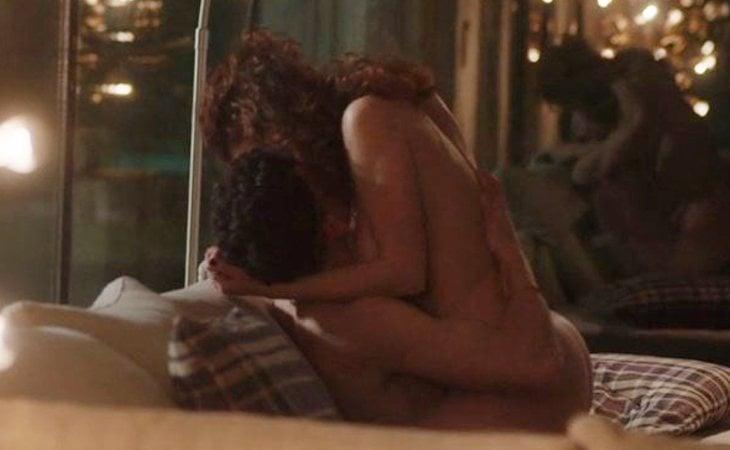 Sexual encuentro entre Marina y Nano en 'Élite'