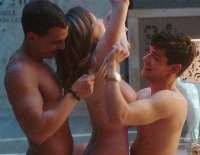 Las 28 escenas más sexuales y calientes de 'Élite'