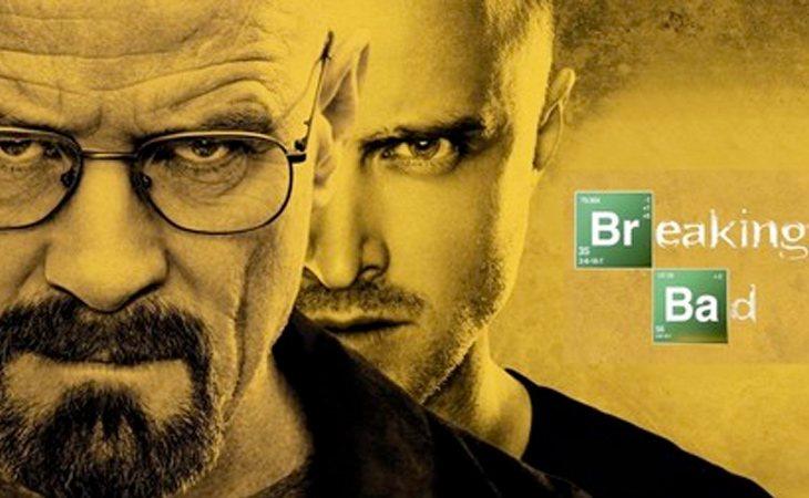 'Breaking Bad' es la tercera ficción mejor puntuada del mundo